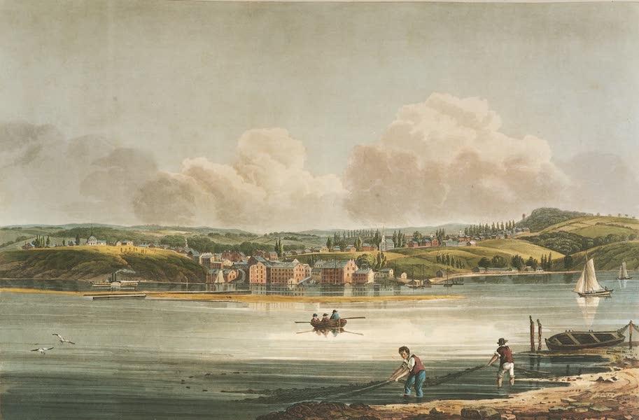 The Hudson River Portfolio - Hudson (1820)