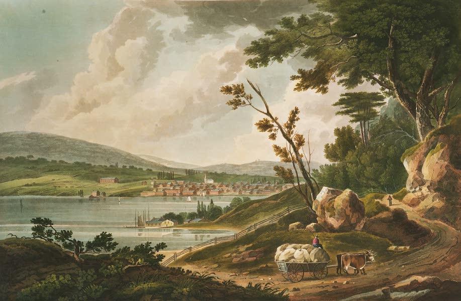 The Hudson River Portfolio - Newburg (1820)