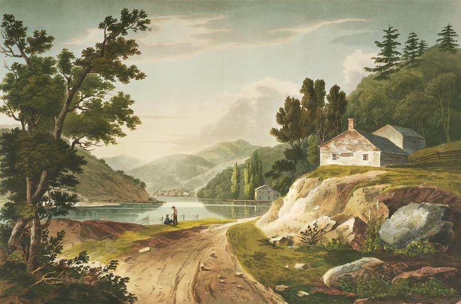 The Hudson River Portfolio - View near Fishkill (1820)