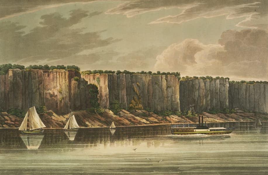The Hudson River Portfolio - Palisades (1820)