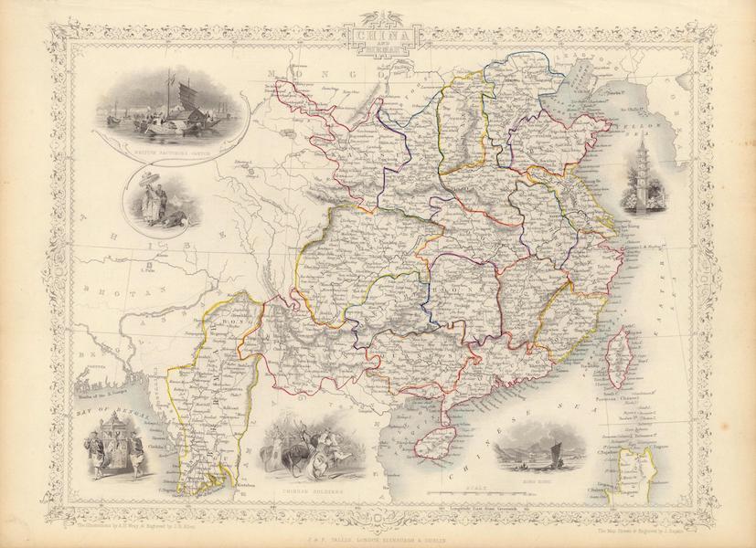 China and Burmah