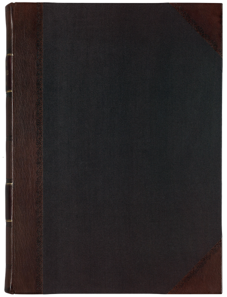 The Illustrated Atlas - Front Cover (1851)
