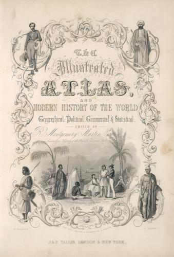 David Rumsey Cartography - The Illustrated Atlas
