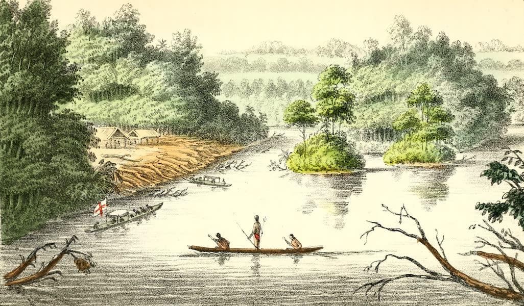 The Indian Tribes of Guiana - Coroduni (1868)