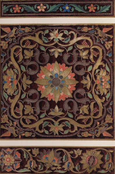 The Industrial Arts of the Nineteenth Century Vol. 1 - Specimens of Russian Embroidery (1851)