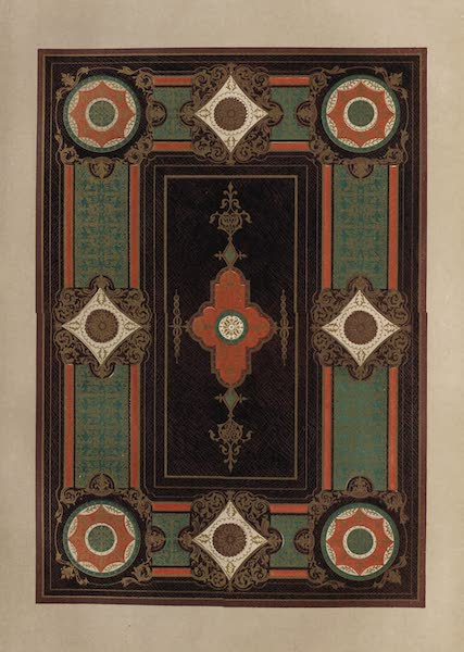 The Industrial Arts of the Nineteenth Century Vol. 1 - Bookbinding and Inlaying by Batten, Clapham (1851)
