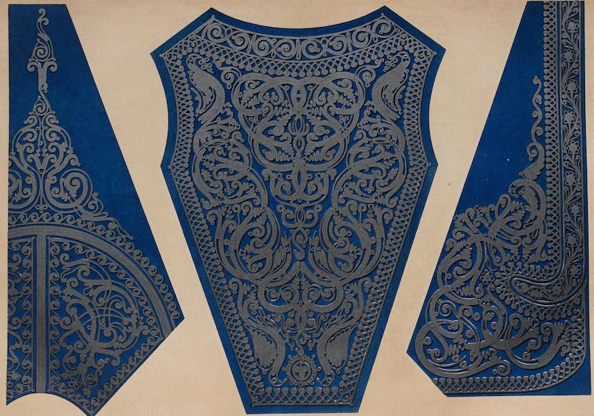 The Industrial Arts of the Nineteenth Century Vol. 1 - Greek Embroidery (1851)