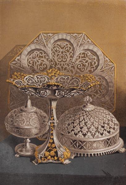 The Industrial Arts of the Nineteenth Century Vol. 2 - Silversmiths' Work by Gough, Birmingham (1851)