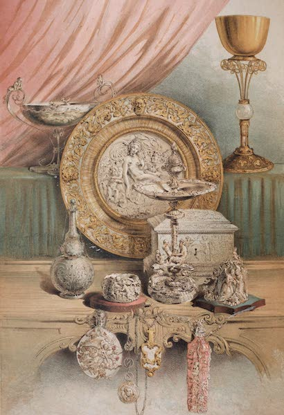 The Industrial Arts of the Nineteenth Century Vol. 2 - Jewellery by Rudolphi, Paris (1851)