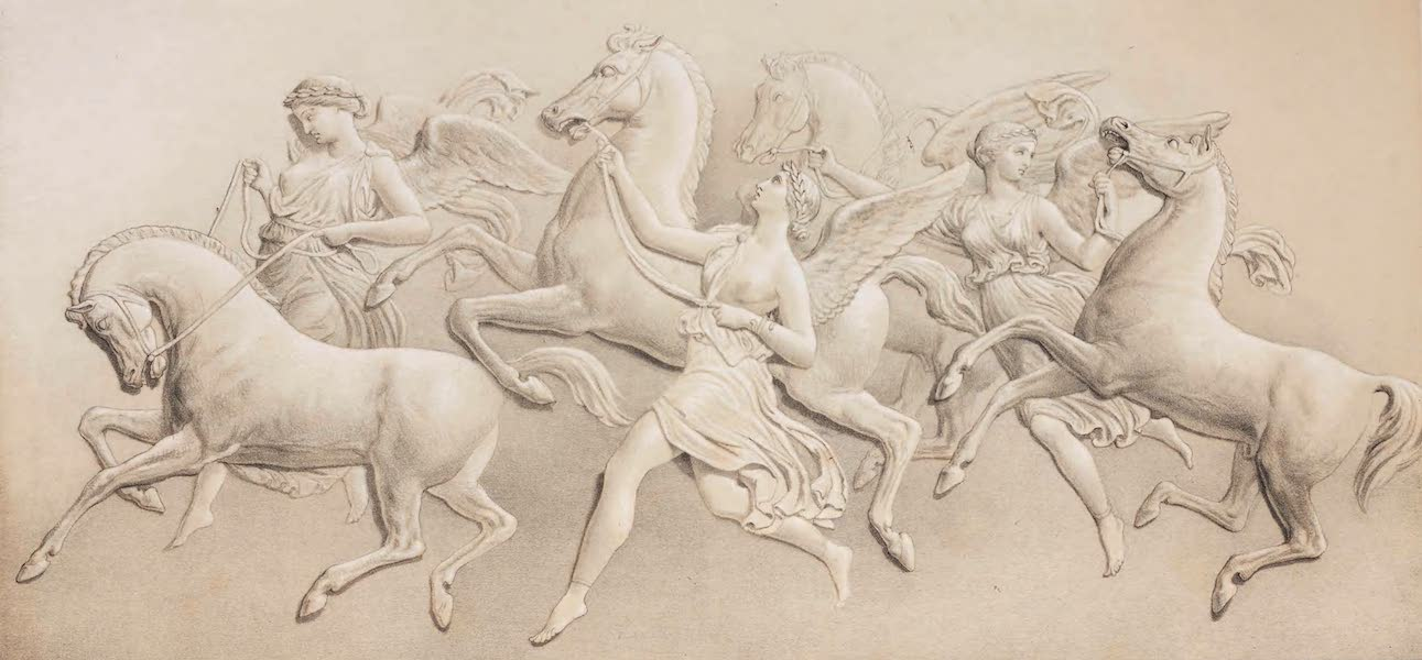 The Industrial Arts of the Nineteenth Century Vol. 2 - The Houses leading forth the Horses of the Sun (1851)