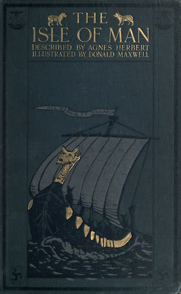 The Isle of Man - Front Cover (1909)