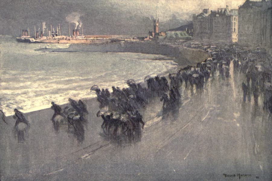 The Isle of Man - Douglas: The Arrival (1909)