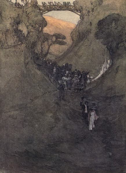 The Isle of Man - The Fairy Glen (1909)