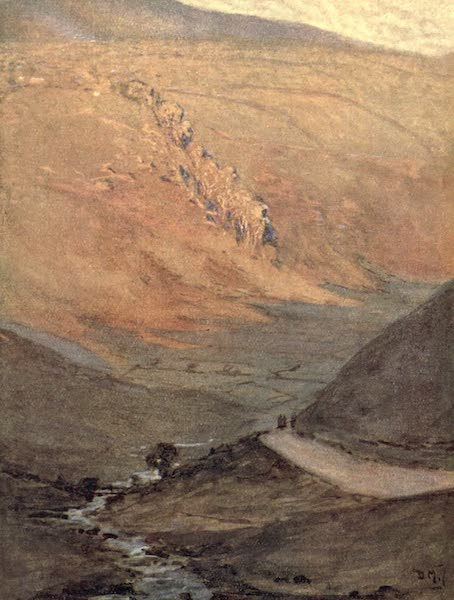The Isle of Man - Snaefell, from Sulby Glen (1909)