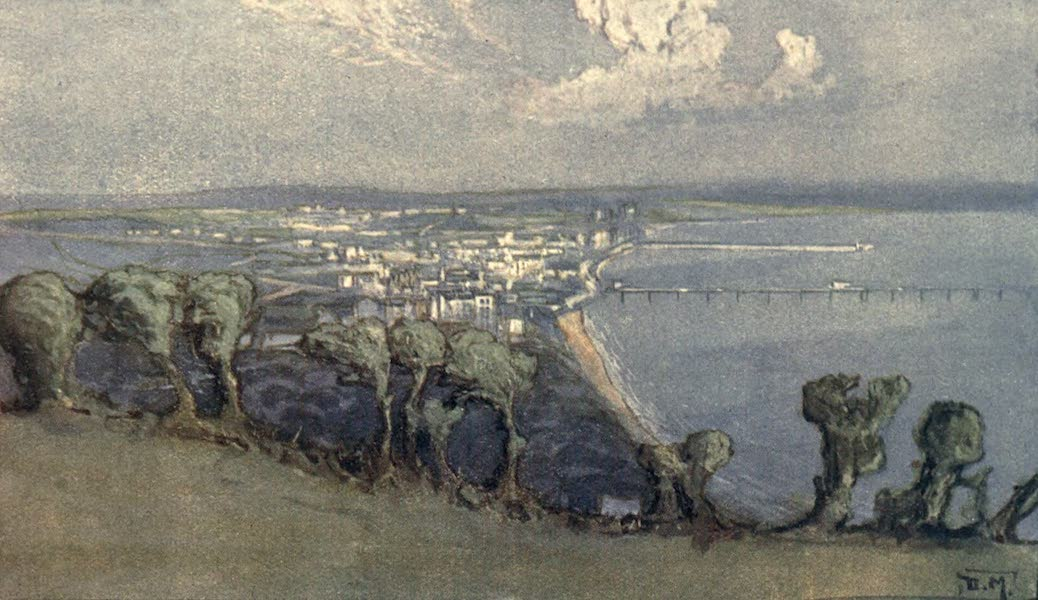 The Isle of Man - Ramsey (1909)