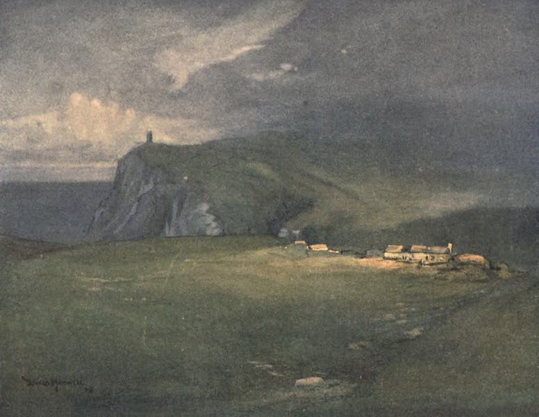 The Isle of Man - Bradda Head (1909)