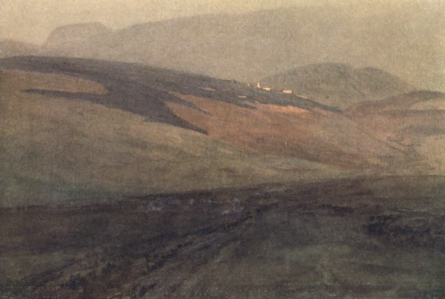 The Isle of Man - A Valley in the Southern Hills (1909)
