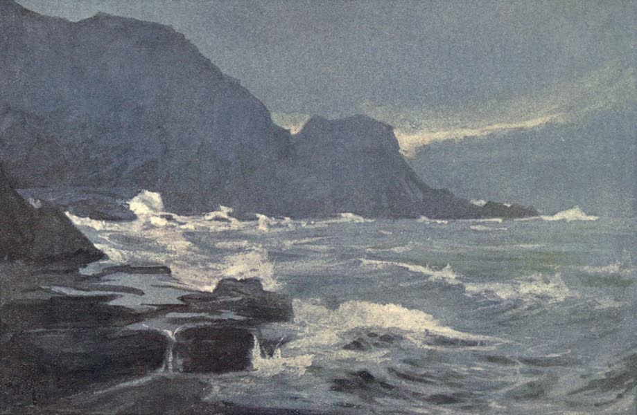 The Isle of Man - Maughold Head (1909)