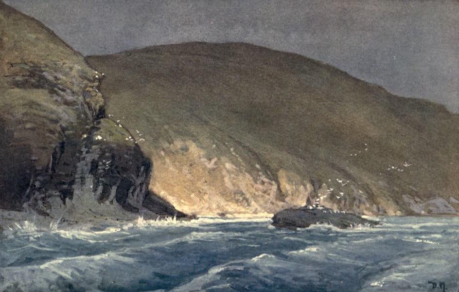 The Isle of Man - Cronk-Ny-Irrey-Lhaa (1909)