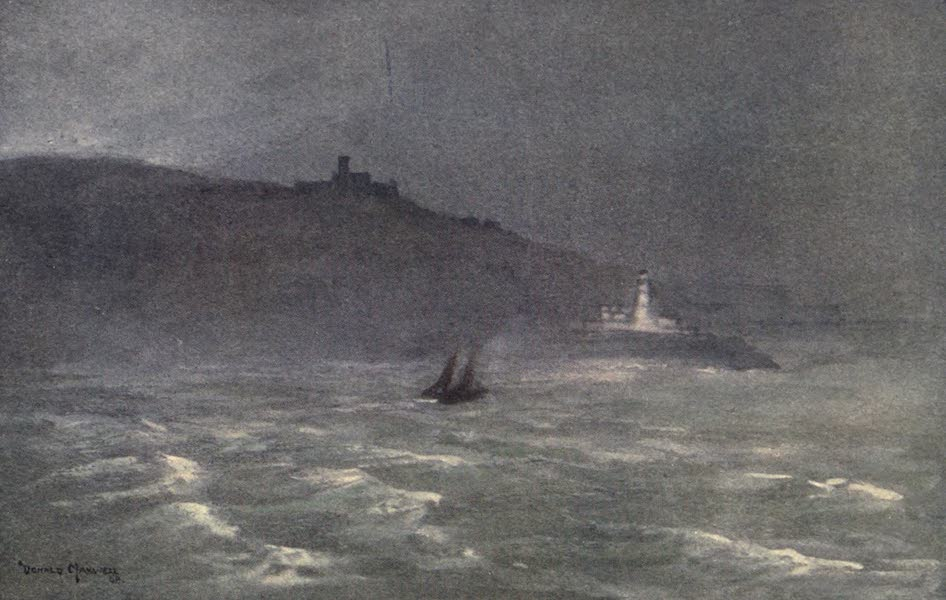 The Isle of Man - Off Douglas Head (1909)