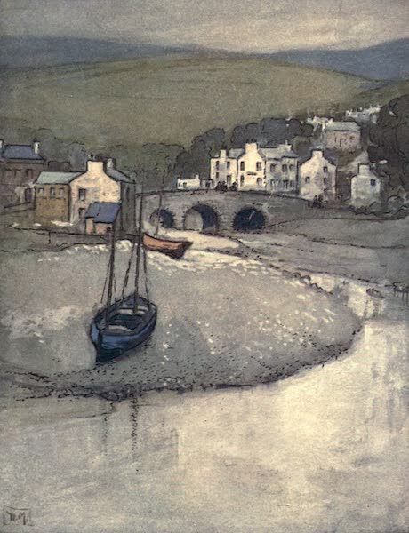 The Isle of Man - Laxey (1909)