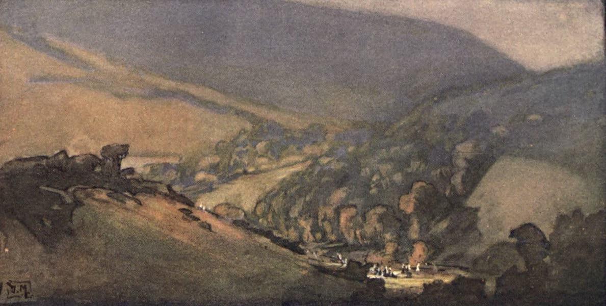 The Isle of Man - Glen Auldyn (1909)