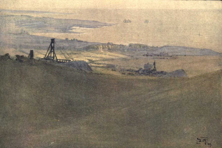 The Isle of Man - Old Lead Mine in Rushen (1909)