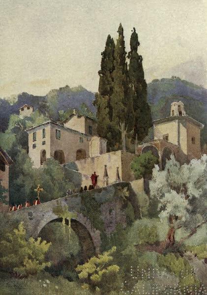 The Italian Lakes, Painted and Described - La Madonna della Pace, Lago di Como (1912)