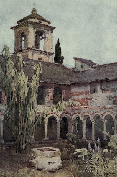 The Italian Lakes, Painted and Described - Il Chiostro di Fiona, Lago di Como (1912)