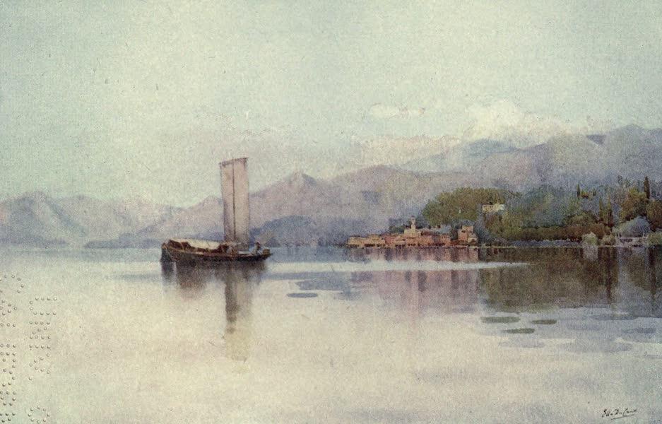The Italian Lakes, Painted and Described - Bellagio, Lago di Como (1912)