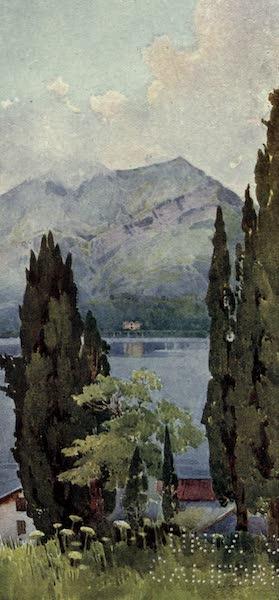 The Italian Lakes, Painted and Described - Monte Crocione, Lago di Como (1912)