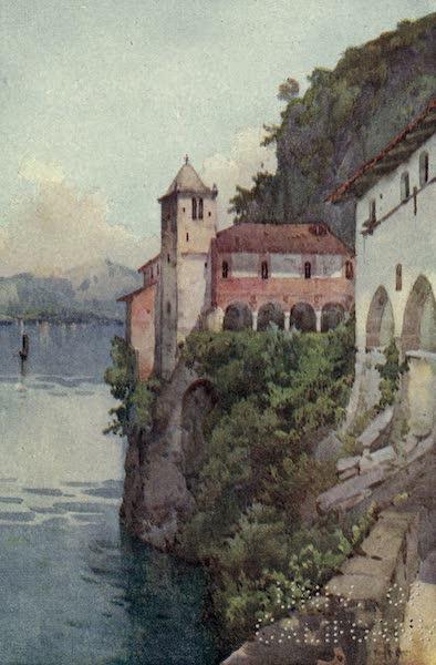 The Italian Lakes, Painted and Described - Santa Caterina, Lago Maggiore (1912)