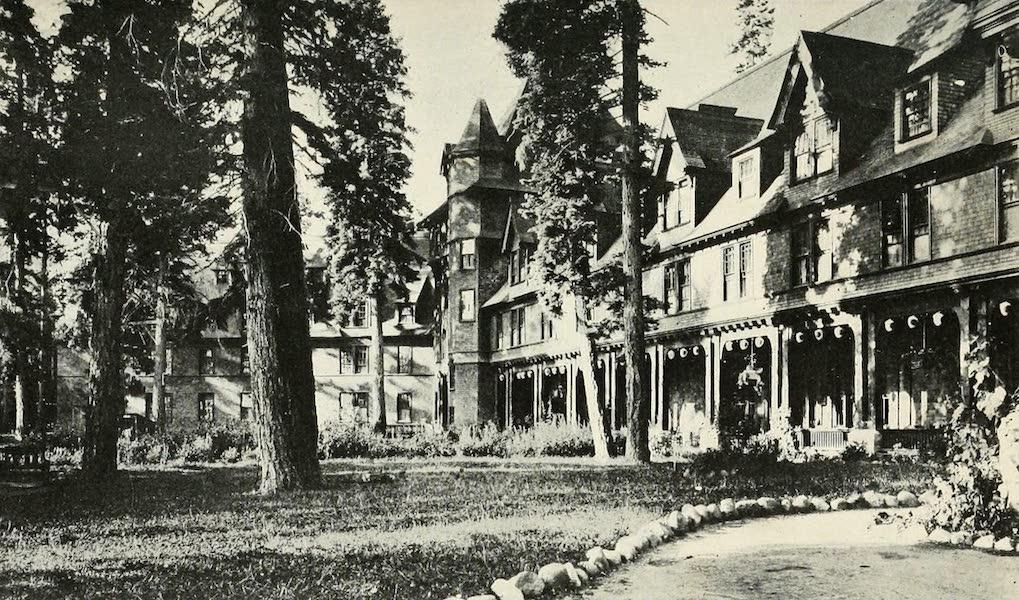 The Lake of the Sky, Lake Tahoe - Tahoe Tavern, Lake Tahoe, Calif. (1915)
