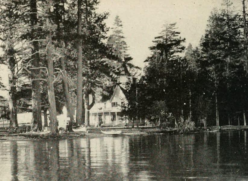 The Lake of the Sky, Lake Tahoe - Tallac, Lake Tahoe (1915)