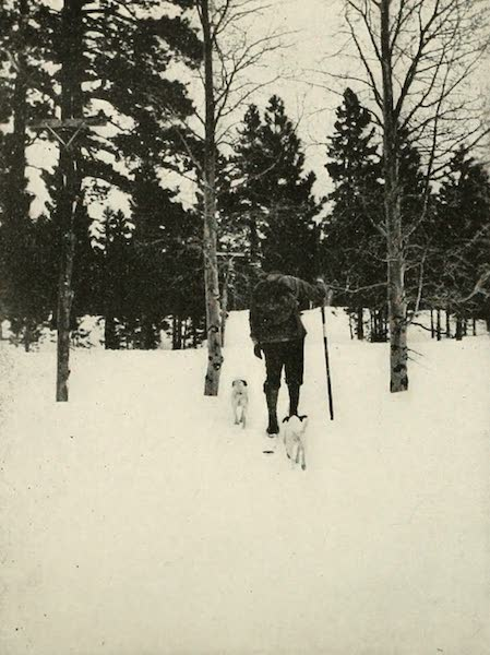 The Lake of the Sky, Lake Tahoe - Skiing from Tallac to Fallen Leaf Lodge (1915)