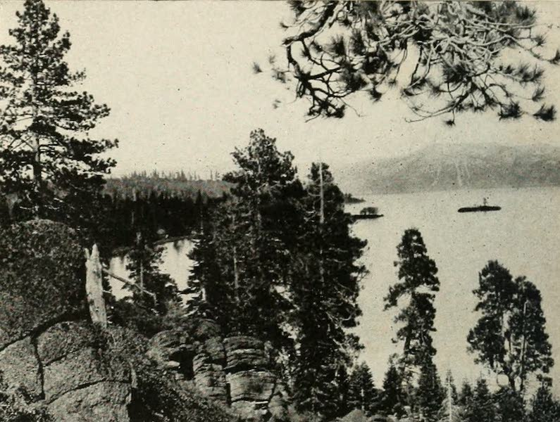 The Lake of the Sky, Lake Tahoe - Island Park, Lake Tahoe (1915)