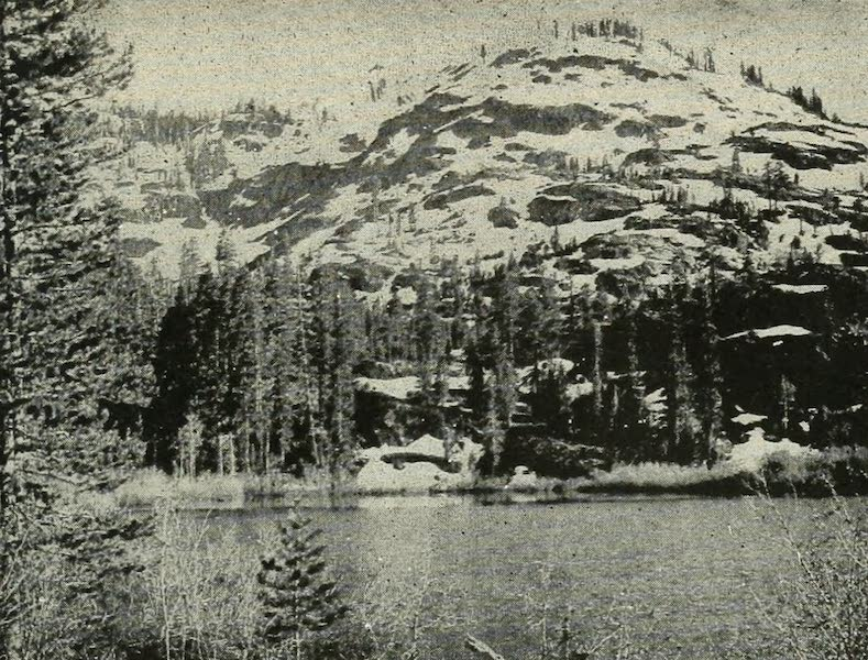 The Lake of the Sky, Lake Tahoe - Lily Lake (1915)