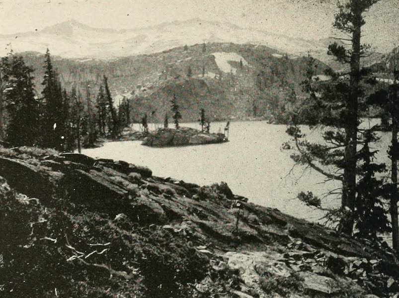 The Lake of the Sky, Lake Tahoe - Heather Lake, near Glen Alpine (1915)