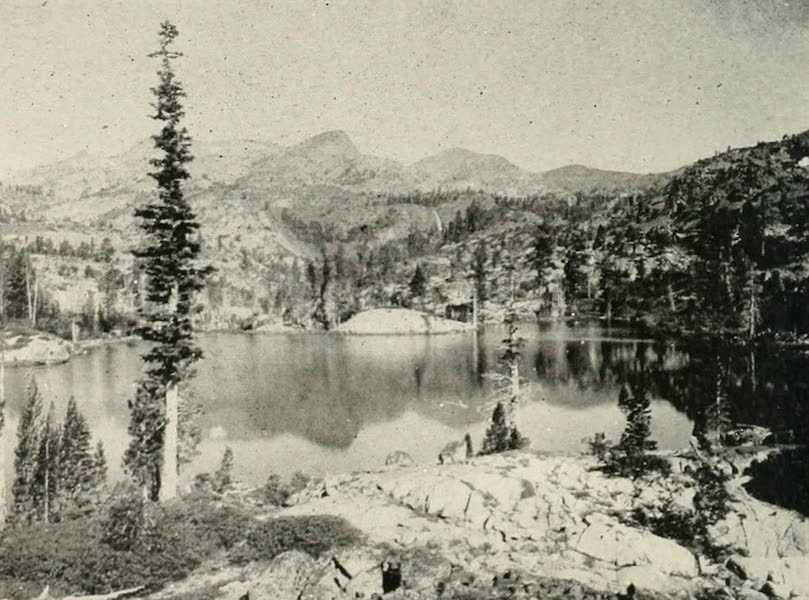 The Lake of the Sky, Lake Tahoe - Grass Lake, near Glen Alpine Springs (1915)