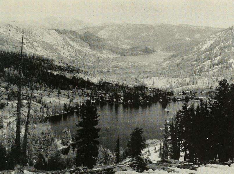 The Lake of the Sky, Lake Tahoe - Tamarack and Echo Lakes (1915)
