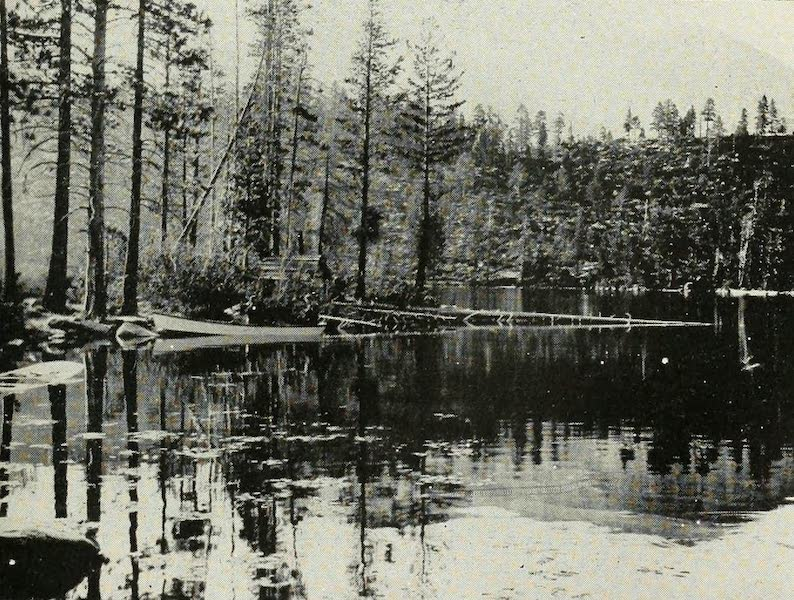 The Lake of the Sky, Lake Tahoe - Cascade Lake, Near the Automobile Bouldvard, Lake Tahoe (1915)