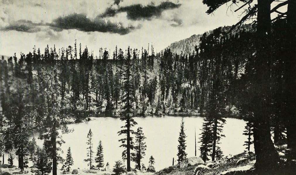 The Lake of the Sky, Lake Tahoe - Angora Lake, near Lake Tahoe, Calif. (1915)