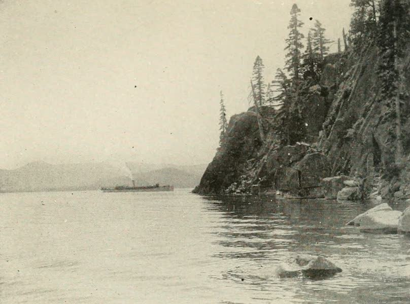 The Lake of the Sky, Lake Tahoe - Rubicon Point, Lake Tahoe (1915)