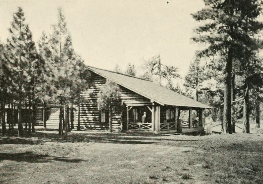 The Lake of the Sky, Lake Tahoe - Whispering Pines', Al Tahoe, on Lake Tahoe (1915)