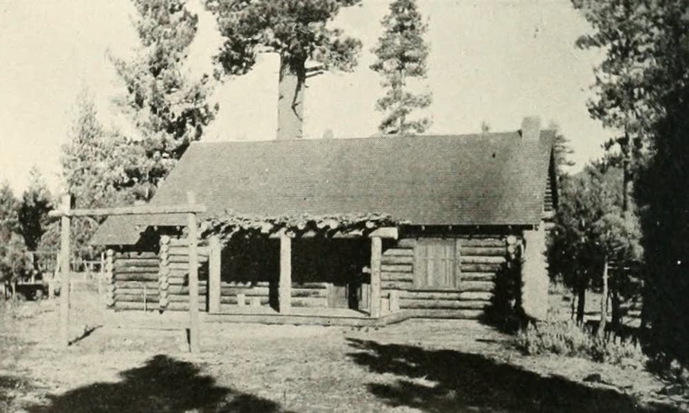 The Lake of the Sky, Lake Tahoe - Porterfield Cottage, Al Tahoe, on Lake Tahoe (1915)
