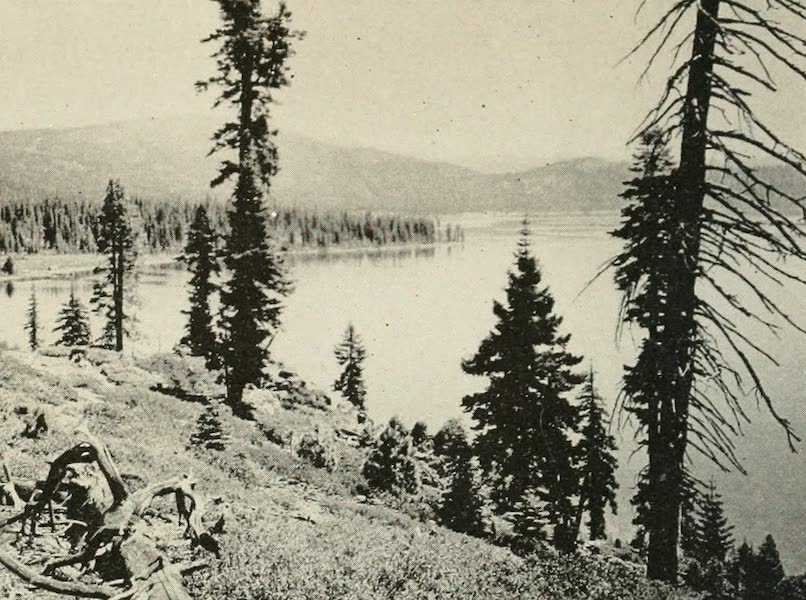 The Lake of the Sky, Lake Tahoe - Carnelian Bay, Lake Tahoe (1915)