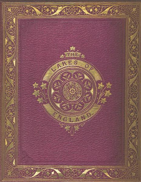 The Lakes of England - Front Cover (1869)