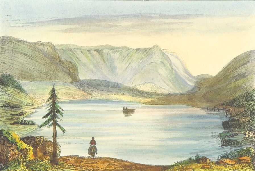 The Lakes of England - Grasmere from Loughrigg Fell (1869)