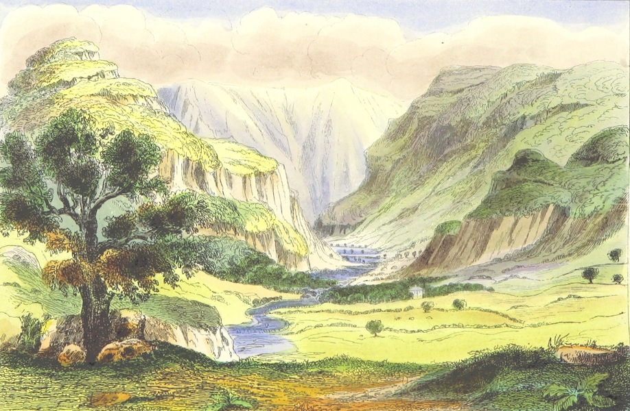 The Lakes of England - Valley of St. John from the South (1869)