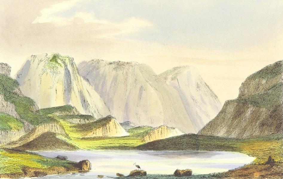 The Lakes of England - Stye Head Tarn (1869)